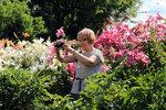 Приглашаем на цветение на улице Широкая, 27!