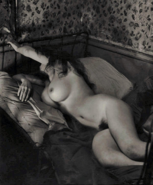 1949. Обнаженная