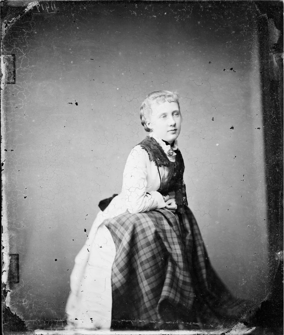 Елизавета Маврикиевна, 1878