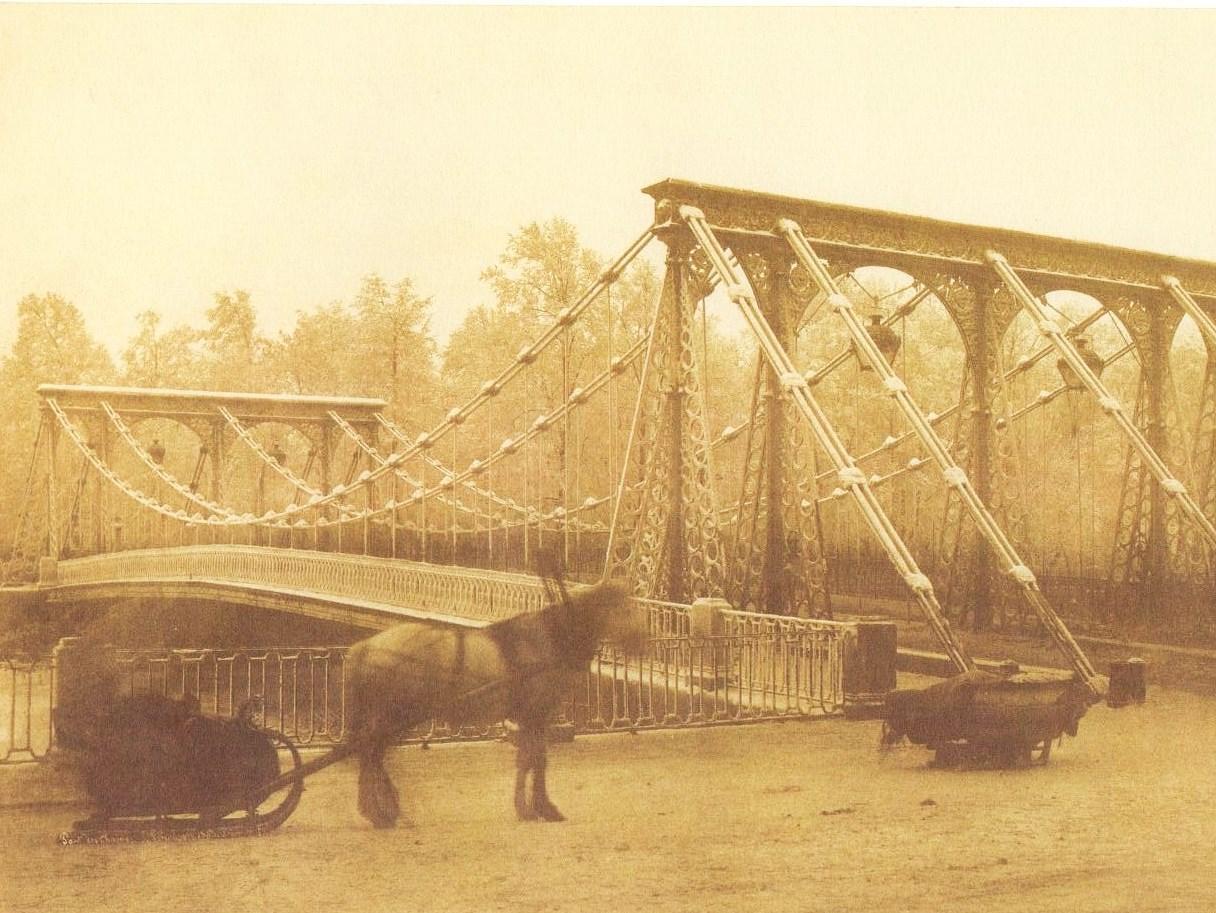 1853. Пантелеймоновский мост
