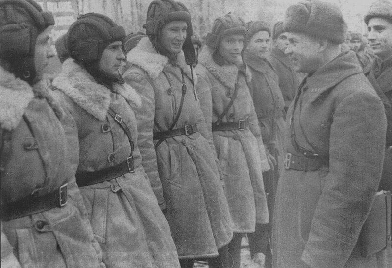 «Вечерняя Москва», 28 декабря 1941 года