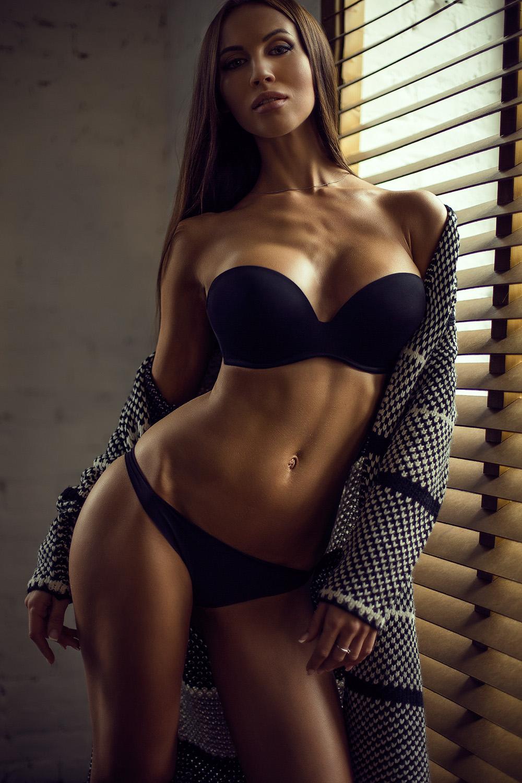 Красивые девушки в белье / фото Slinky-Aleksandr Lishchinskiy