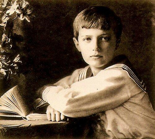 Мученик Цесаревич Алексей.