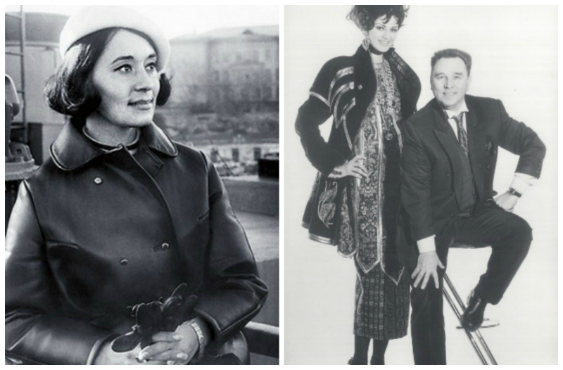 Лека Миронова Лека (сокращенное от Леокадия) Миронова — модель Вячеслава Зайцева, которая до сих пор