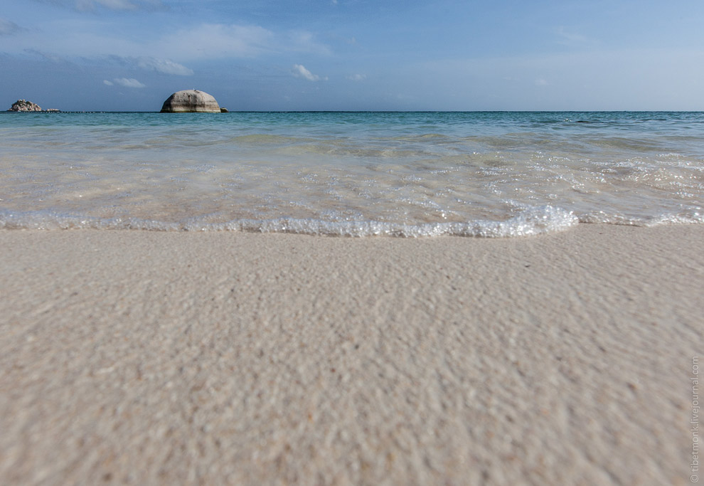Читая отзывы о Ко Тао, вы можете встретить мнение, что этот остров исключительно для дайвинга и