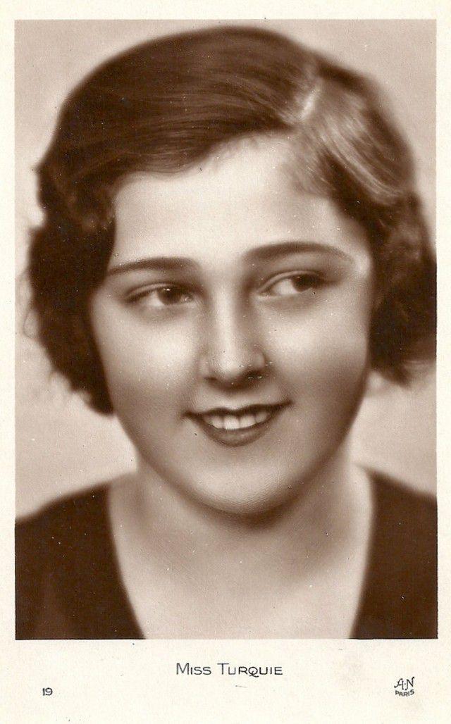 Мисс Франция Ивонна Лабрус.