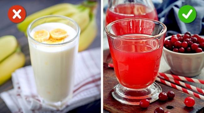 © depositphotos.com  © depositphotos.com  Кисломолочные напитки невредны для детского ж