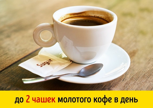 © Freepht / pixabay  Большие дозы кофеина прежде всего влияют насердце, вызывают бессонницу,