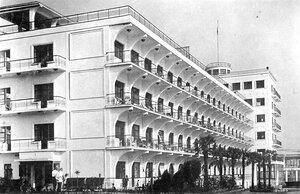 Гостиница Кавкавская ревьера корпус №7 (орфография сохранена).