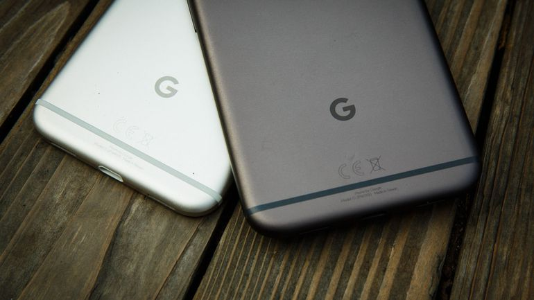 Мобильные телефоны Google Pixel получат OLED-экраныLG