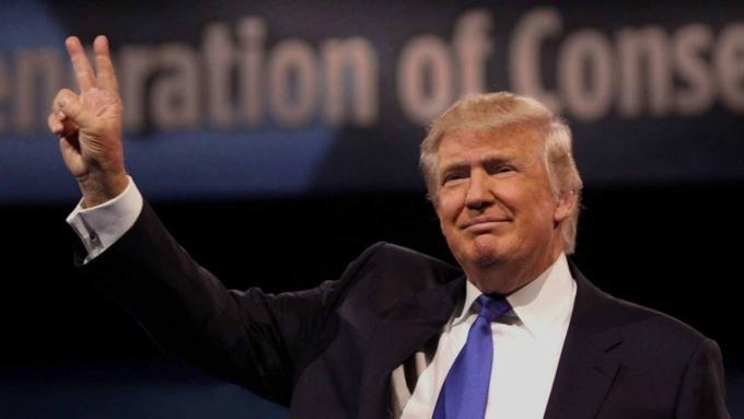 Мне очень нравится быть президентом— Трамп