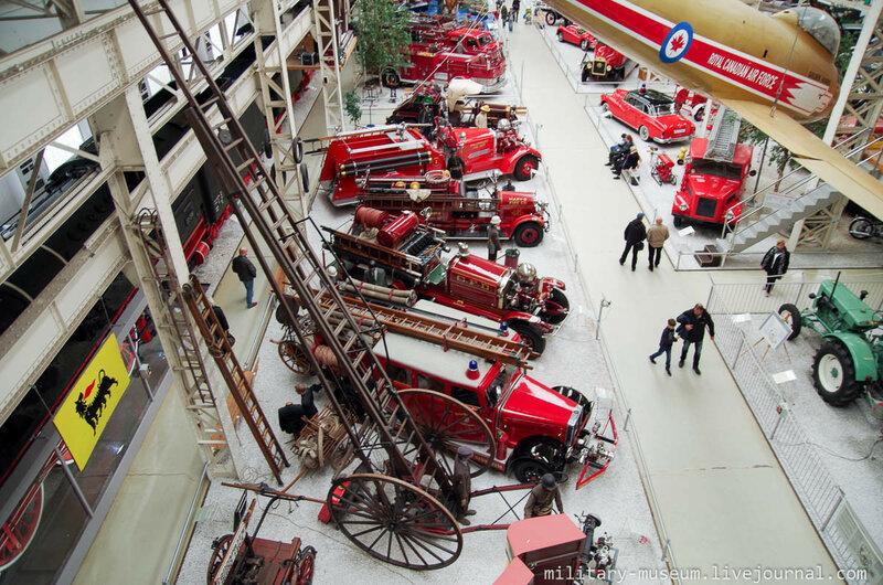 Автомобильная коллекция музея Speyer