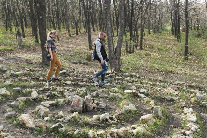 Прогулка, Саратов, 30 апреля 2017 года