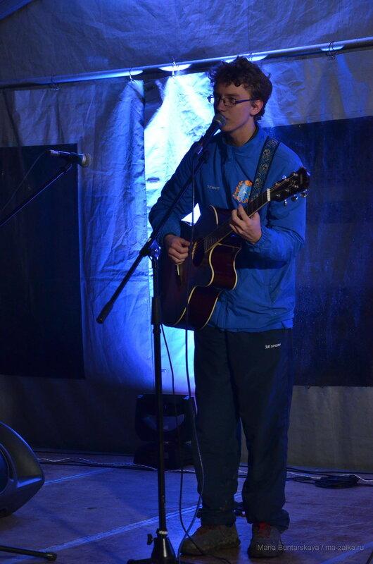 Бардовская песня, Хвалынь, 18 мая 2017 года