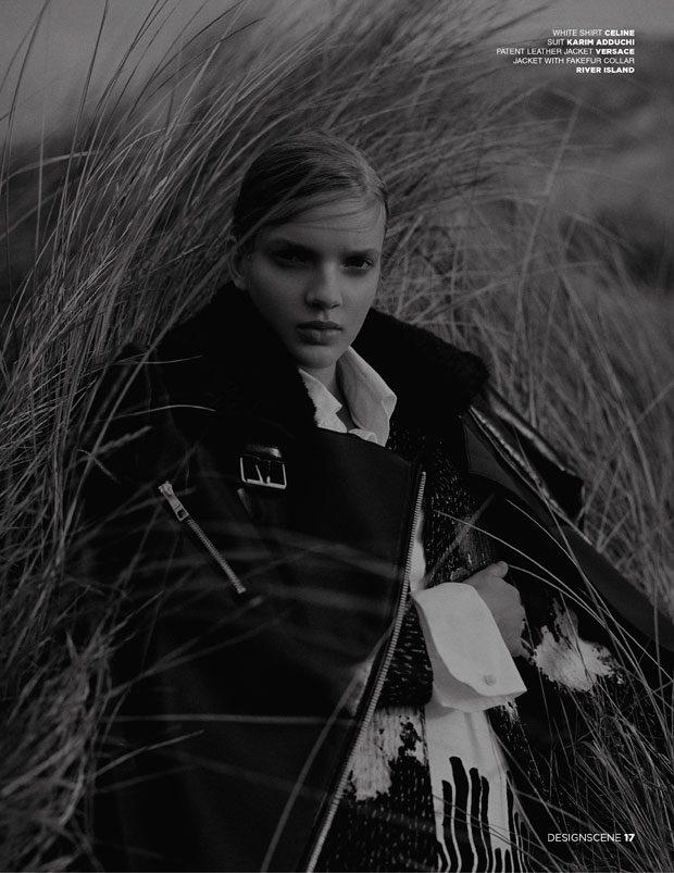 Far & Away with Hanne van Ooij for Design SCENE Magazine #13 Issue