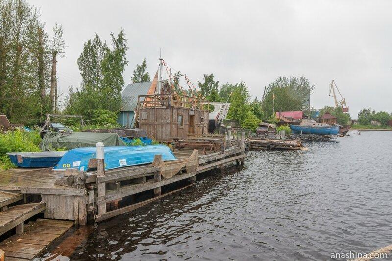 """Клуб """"Морской Одиссей"""", Петрозаводск"""