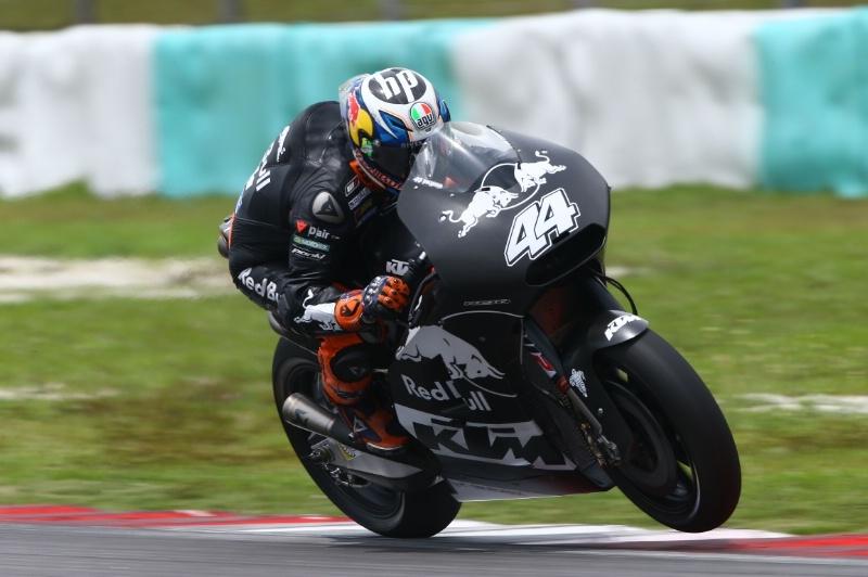Пол Эспаргаро отметил дикий норов прототипа KTM RC16