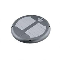 Распределитель воздуха для вентилятора механический серый