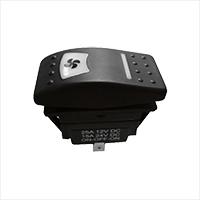 Кнопка переключения вентилятора