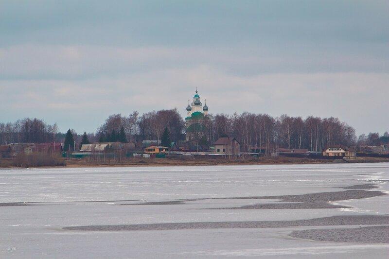 Церковь Успения Пресвятой Богородицы в Балобаново