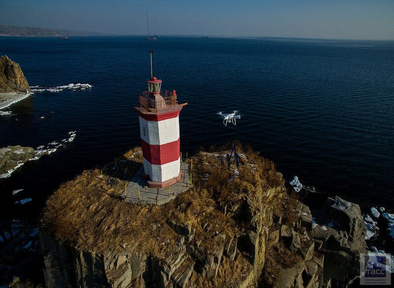 Ворота во Владивосток: маяк Басаргин