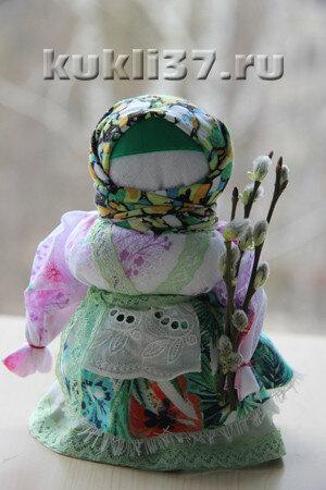 кукла-оберег Вербница