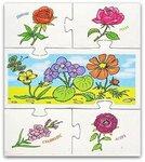 Тематические карточки с растениями