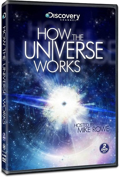 Как устроена Вселенная / How the Universe Works (2015) HDTVRip 720p