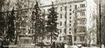 Солнцевский проспект дом 4, 2000 год, за фото спасибо Константину Доронину #Солнцево