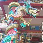 Китайский храм Таиланд