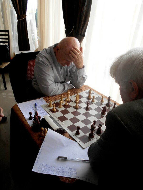 Шахматы апрельские