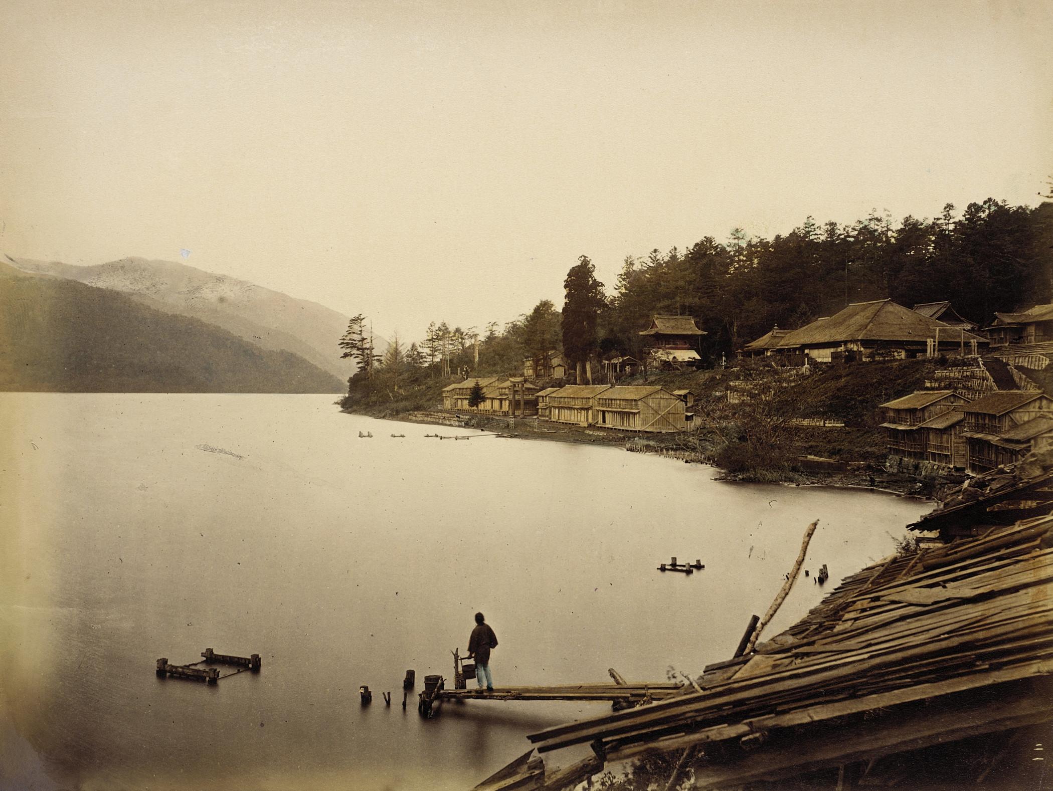 Никко. Озеро Чузенджи