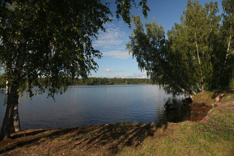 Валдай, База отдыха Великое Озеро