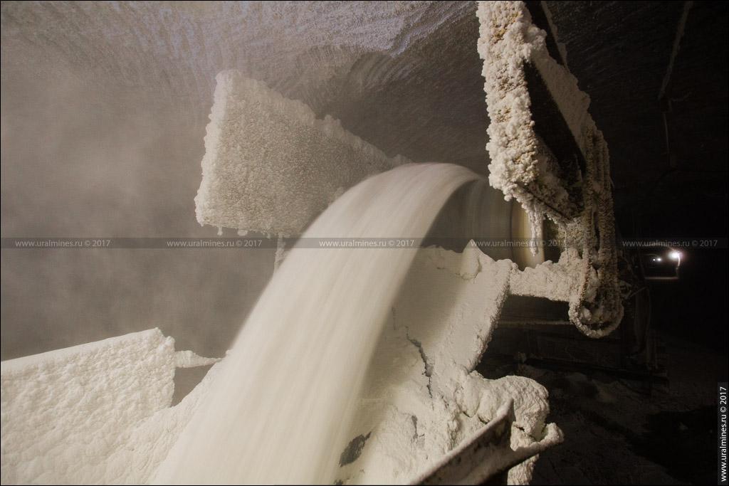 Илецкий соляной рудник ООО «Руссоль»
