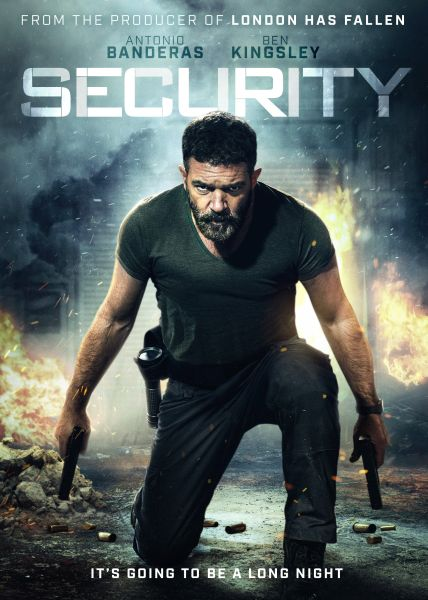 Охранник / Security (2017/WEB-DL/WEB-DLRip)