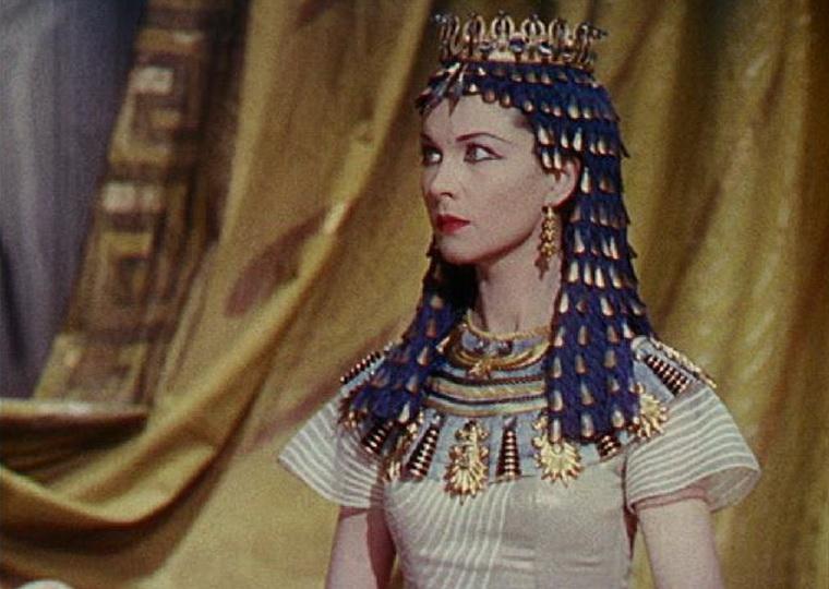 1945 - Цезарь и Клеопатра (Габриэль Паскаль).JPG