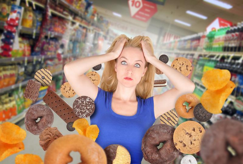 Странные фобии, связанные с едой
