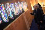 Марин Ле Пен в Кремле, выставка 24.03.17.png