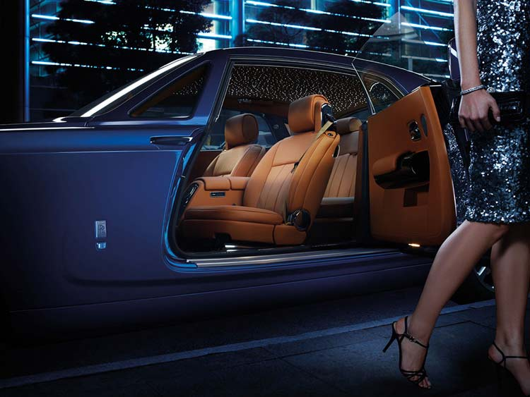 Rolls-Royce Phantom Coupe фото