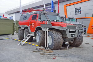 Автомобиль Шаман, форум Армия-2017