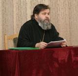 профессор Киевской Духовной Академии и Семинарии игумен Нестор (Соменок)