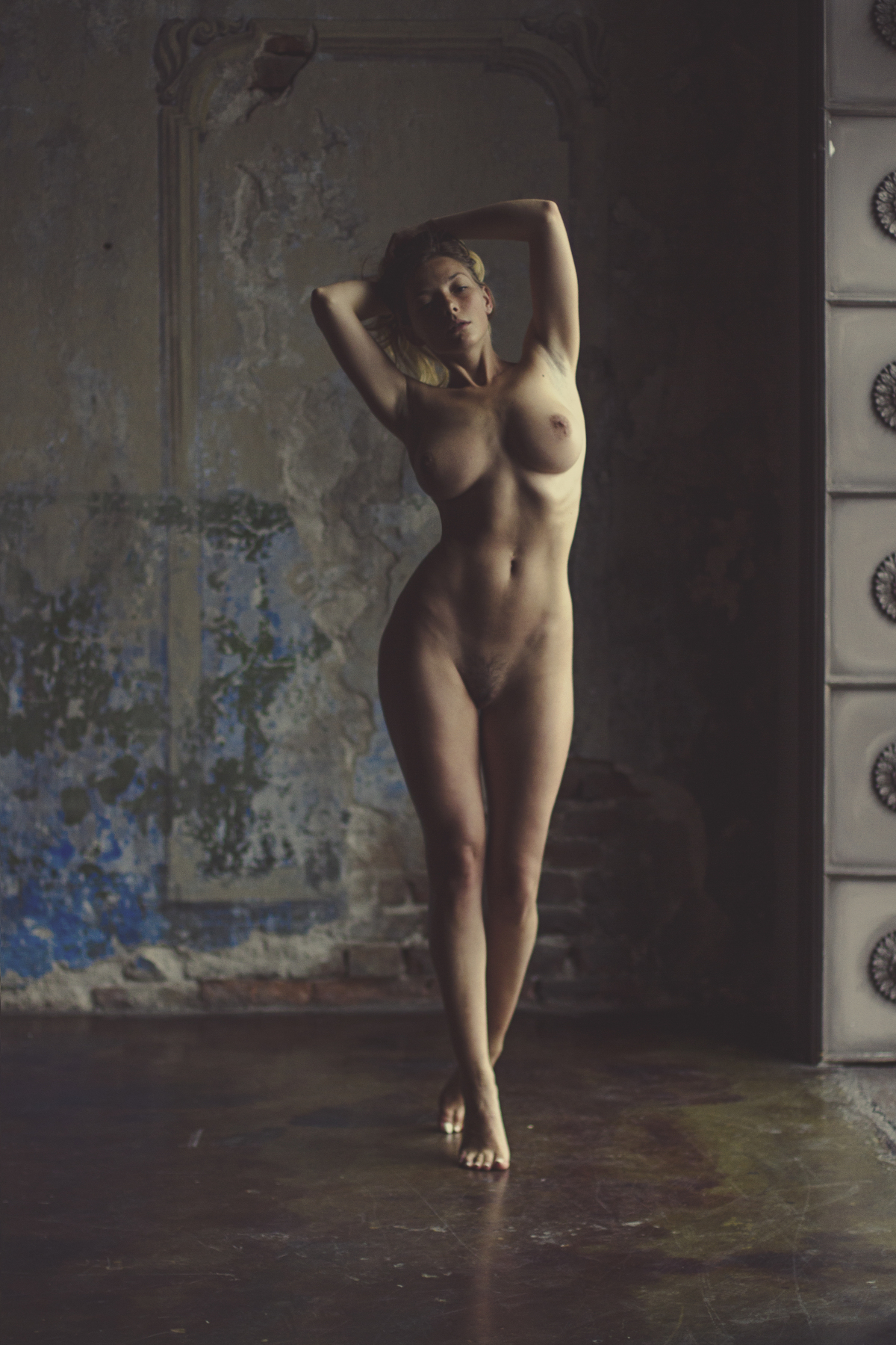 Ольга Кобзар / фото Михаил Аристов