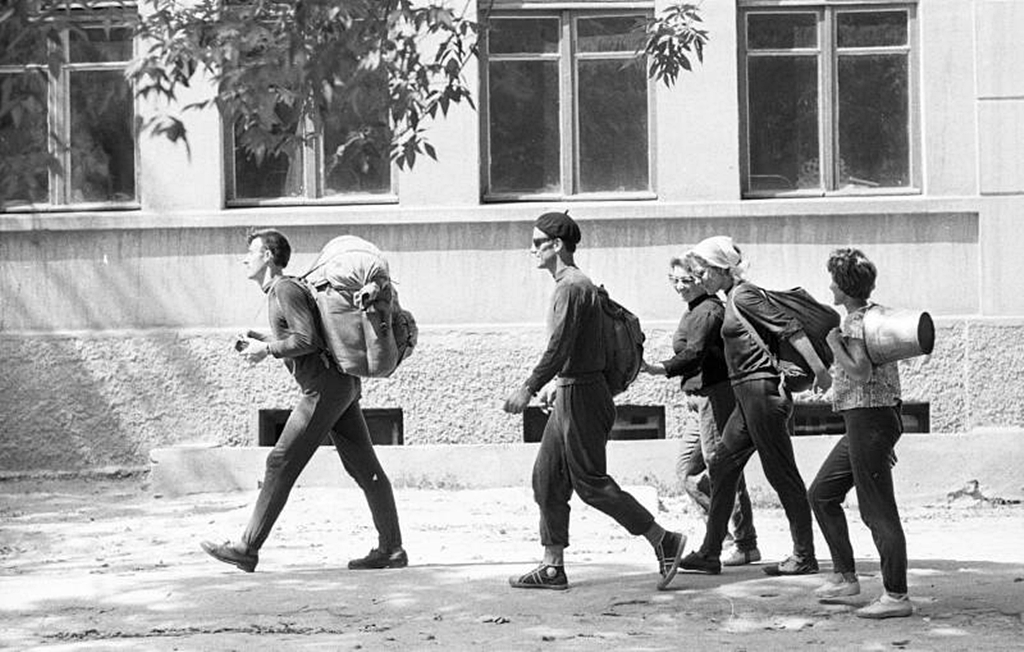 российские фильмы по молодежь советского периода