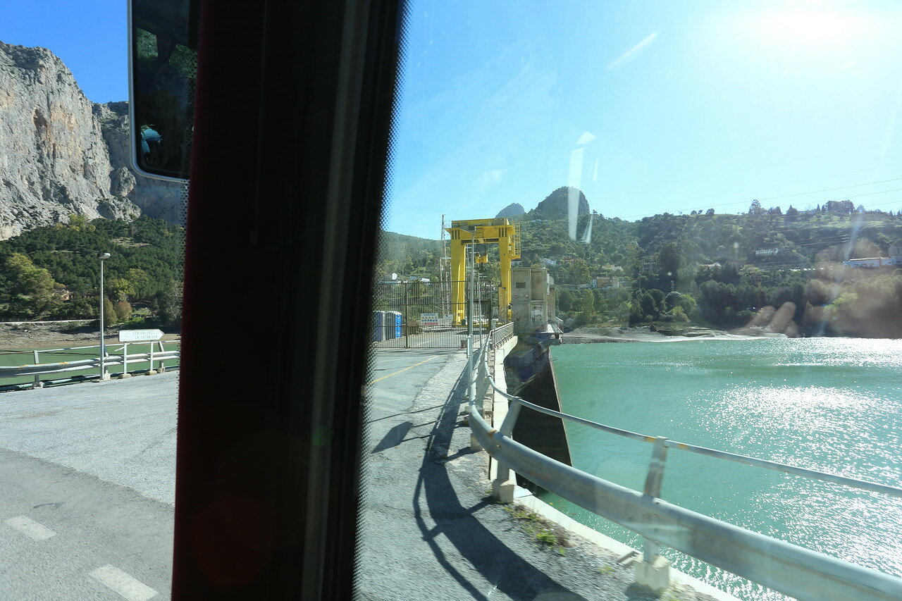 Pumped storage power plant Tajo de La Encantada (Central del Tajo de la Encantada)