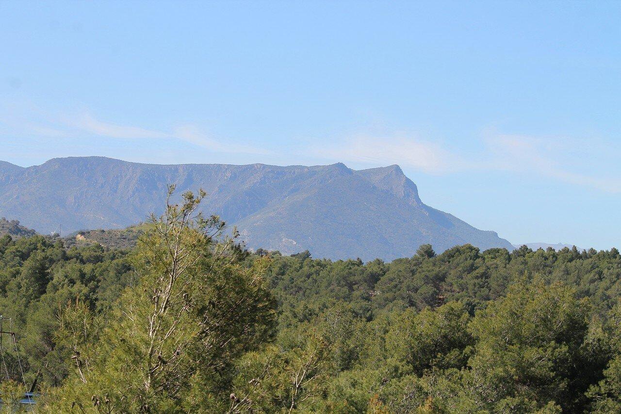 mountains of the Cordillera of betika