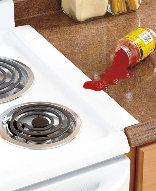 © amazon.com  Стаким «умным» изобретением увас больше никогда небудет крошек икапель вщел