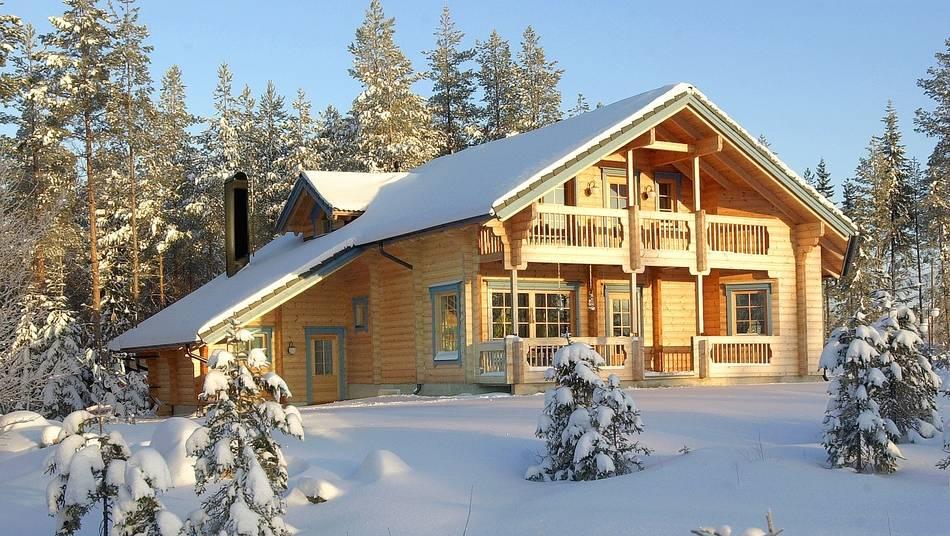 Финляндия — это настоящий зимний рай. Кроме того, эта страна известна своими невероятными расп