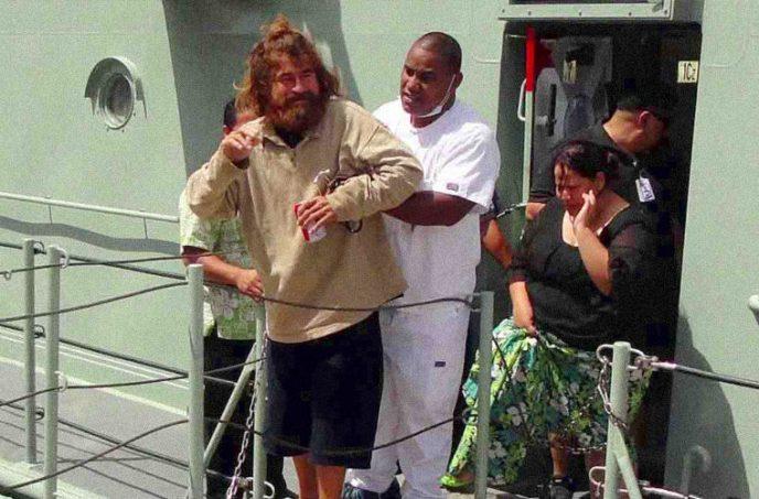 « Хосе рассказал, что работал рыбаком в деревушке недалеко от города Пихихьяпан на западном побе