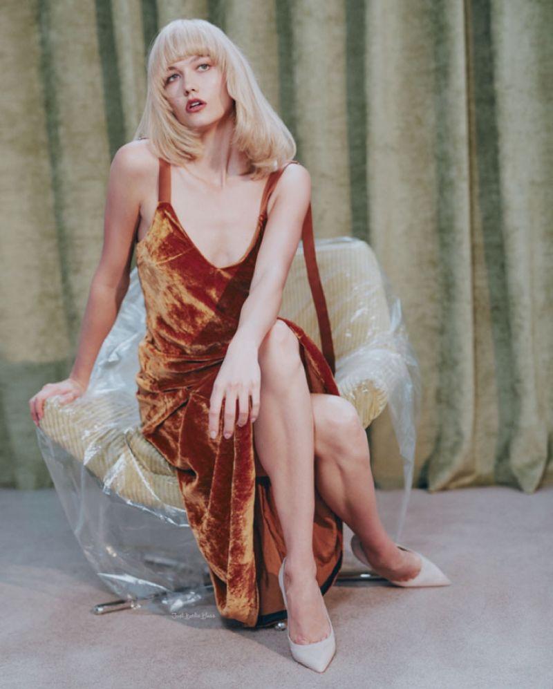 Карли Клосс в JONES Magazine
