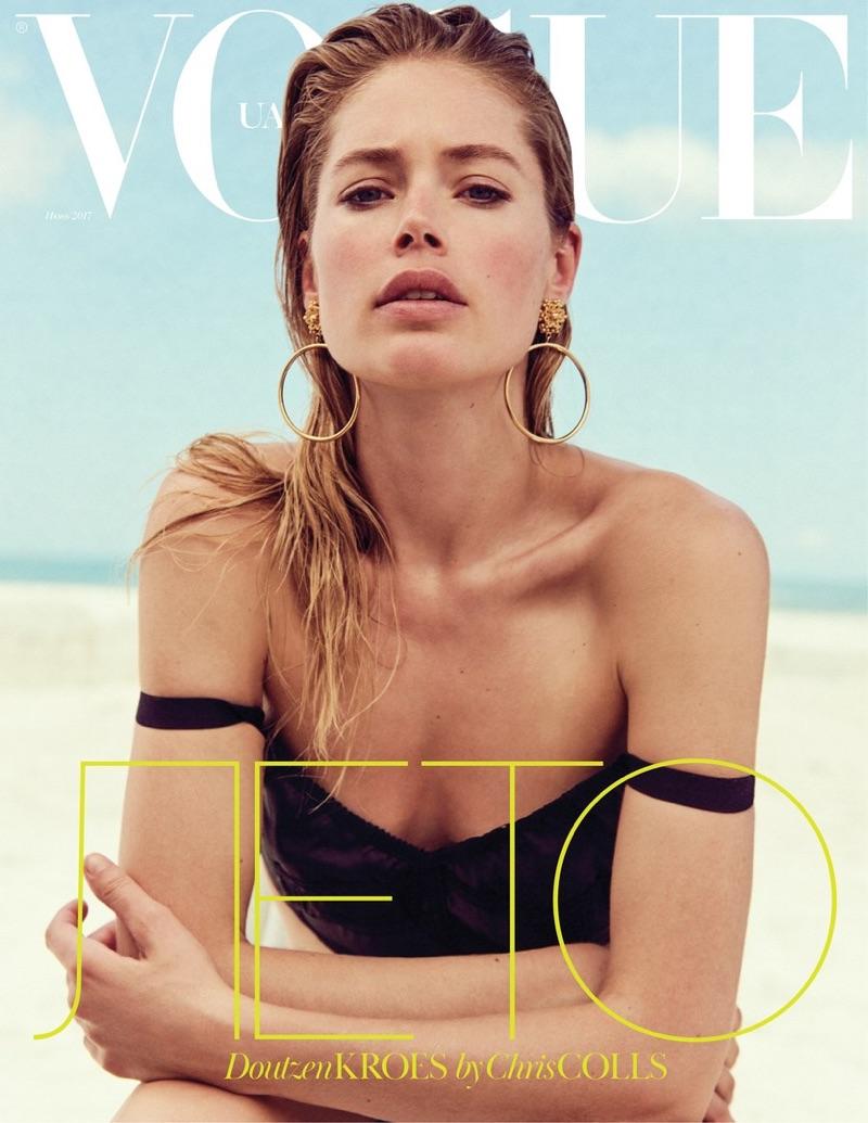 Даутцен Круз в Vogue Ukraine (11 фото)